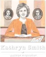 Kathryn Smith | Author & Speaker